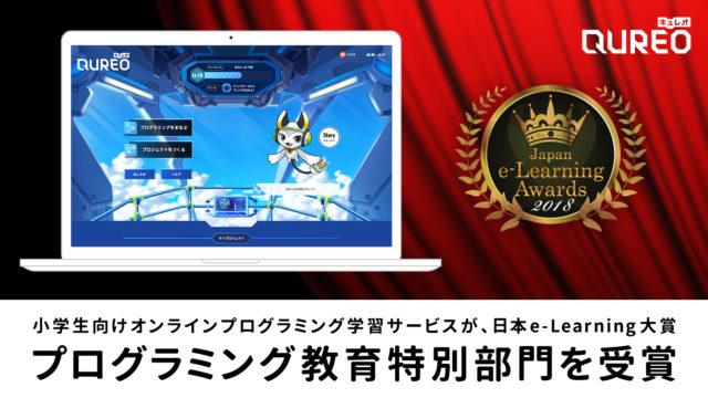 プログラミング教育特別部門賞